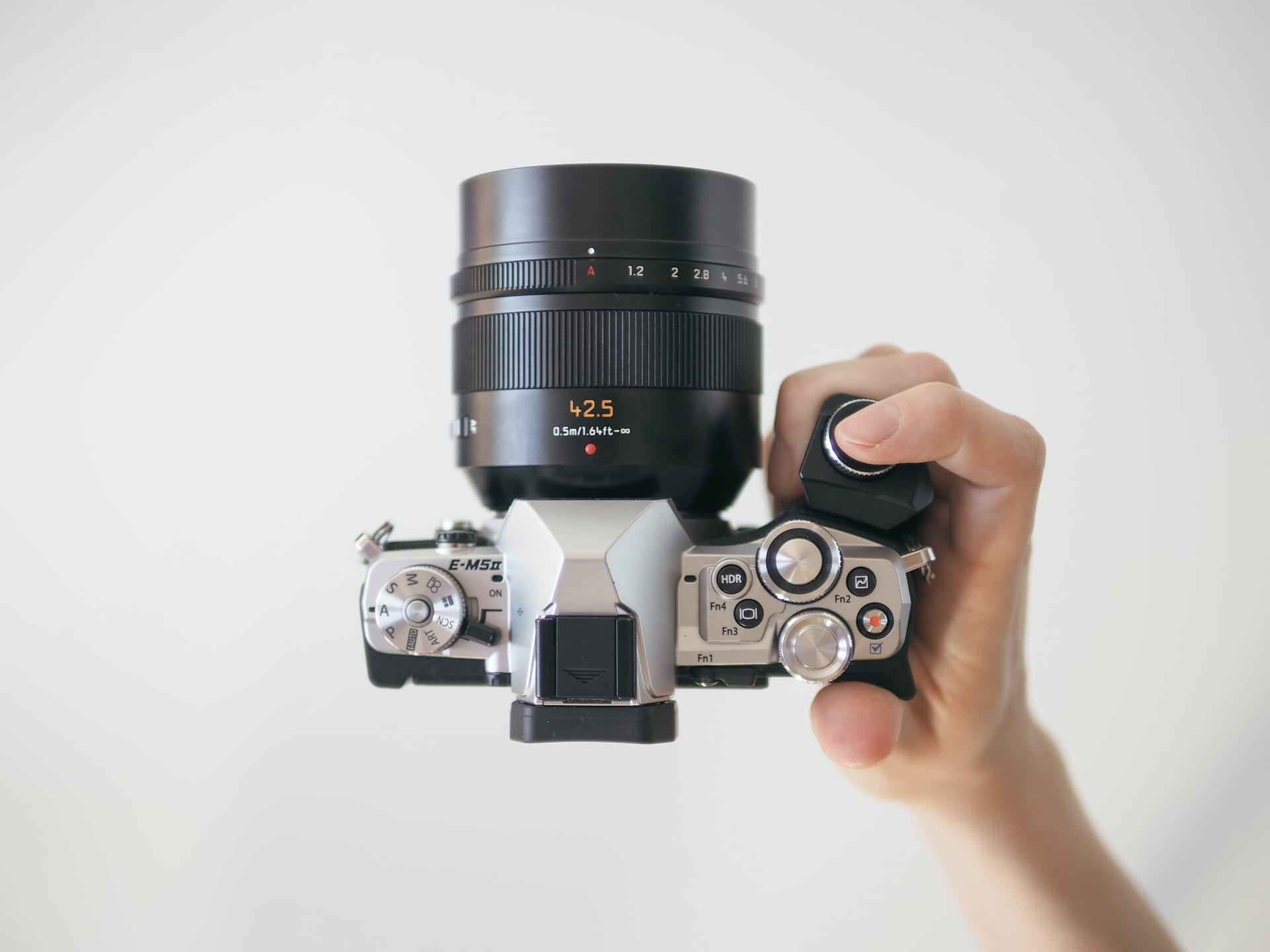 The Olympus OM-D E-M5 Mark II Review — Tools and Toys