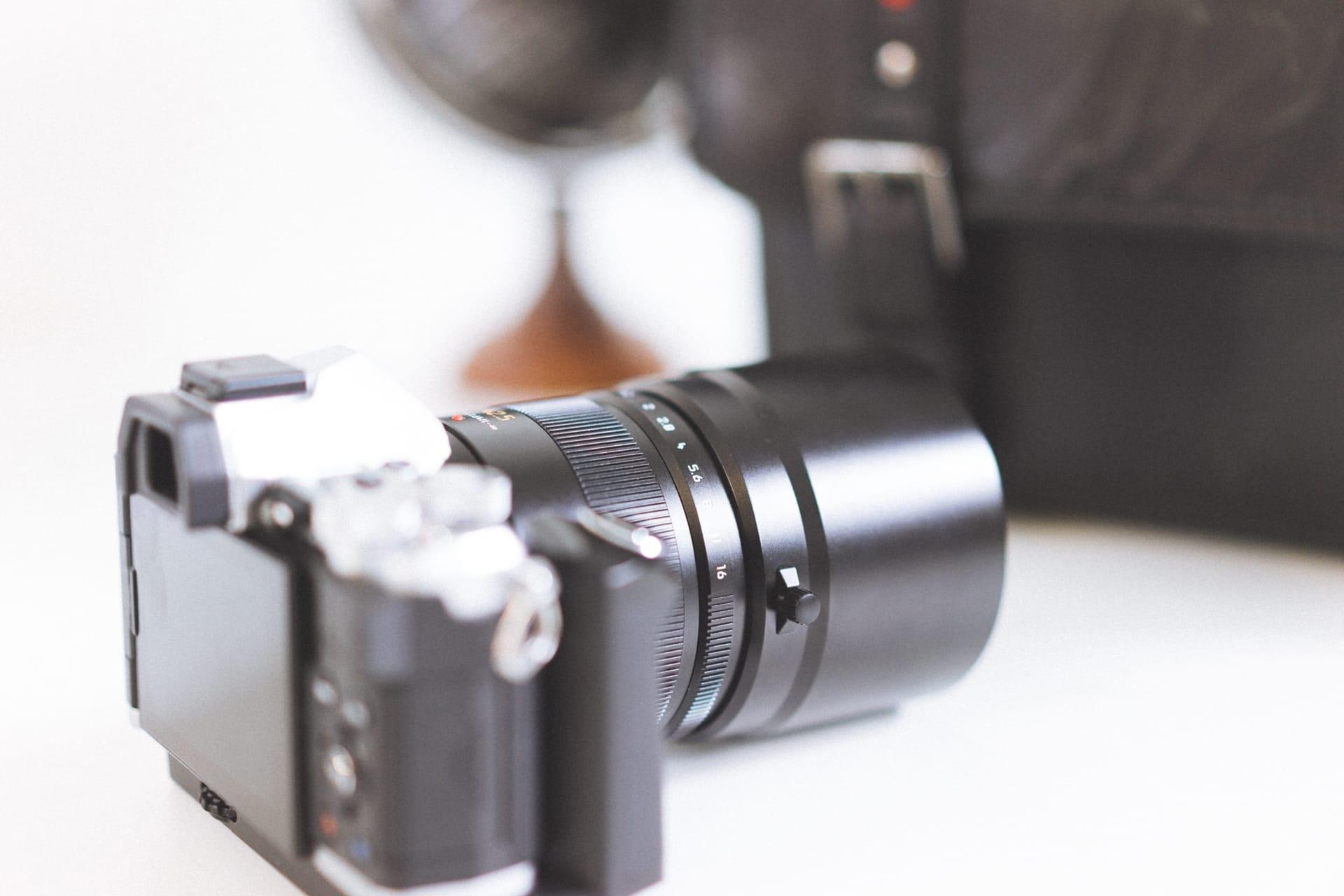Panasonic Leica Nocticron