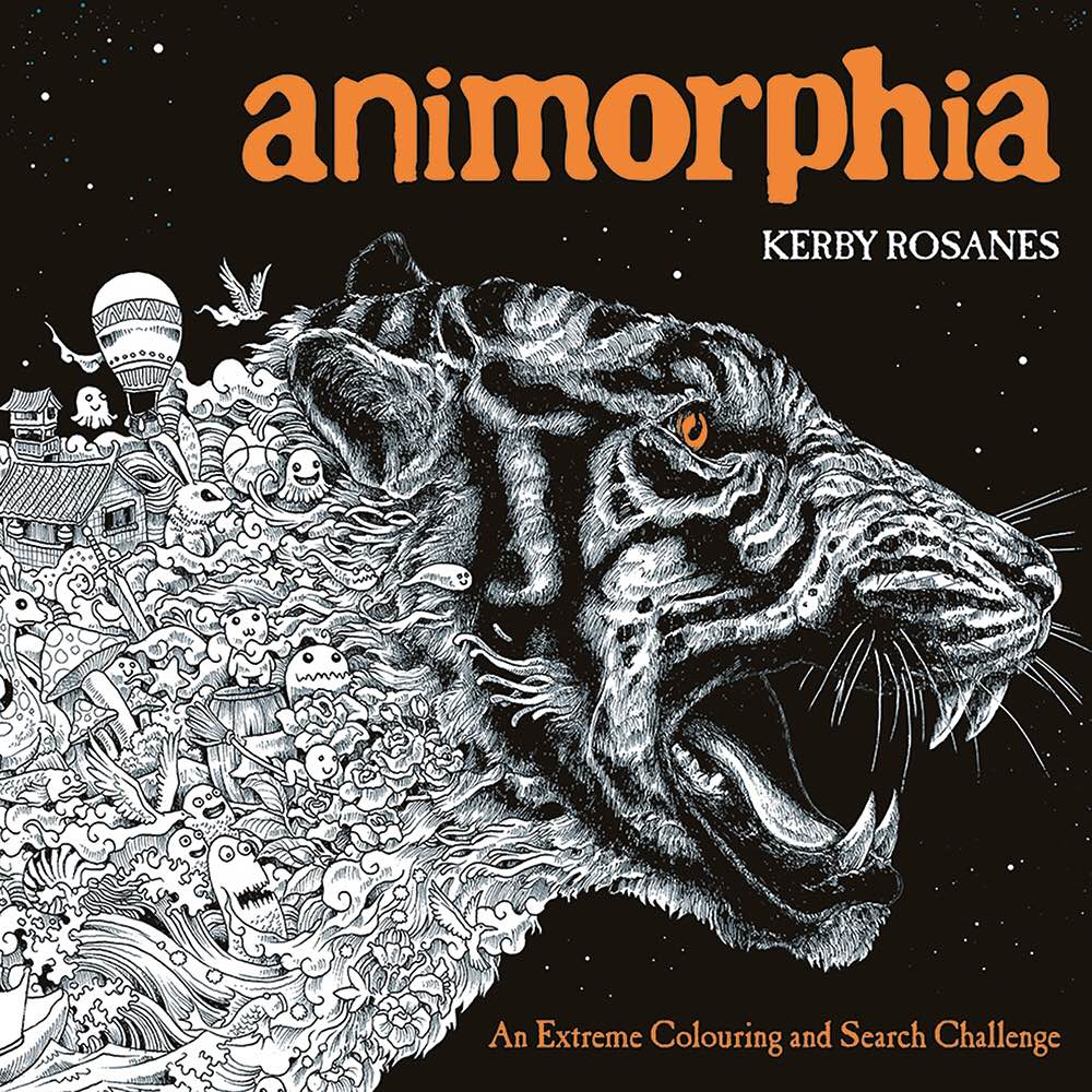 Animorphia By Kerby Rosanes 17 USD