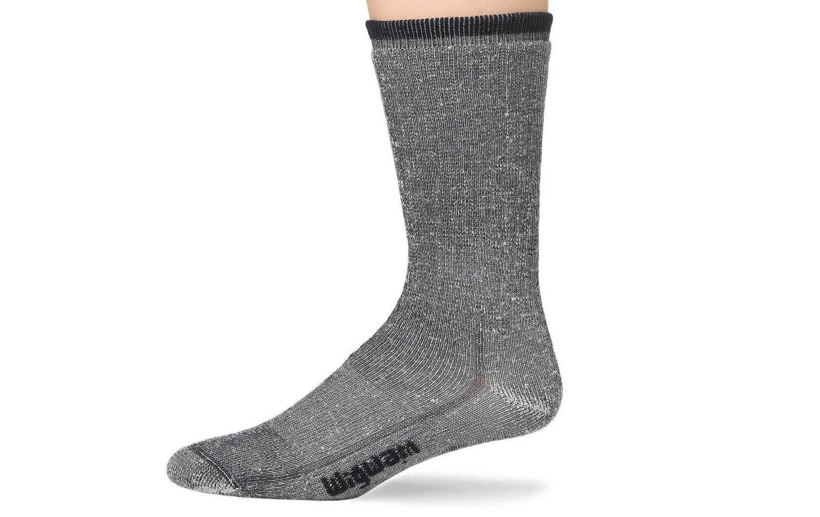 Wigwam's merino wool hiker socks. (Prices vary with color and size, but most pairs run about $10–$12 a pop)