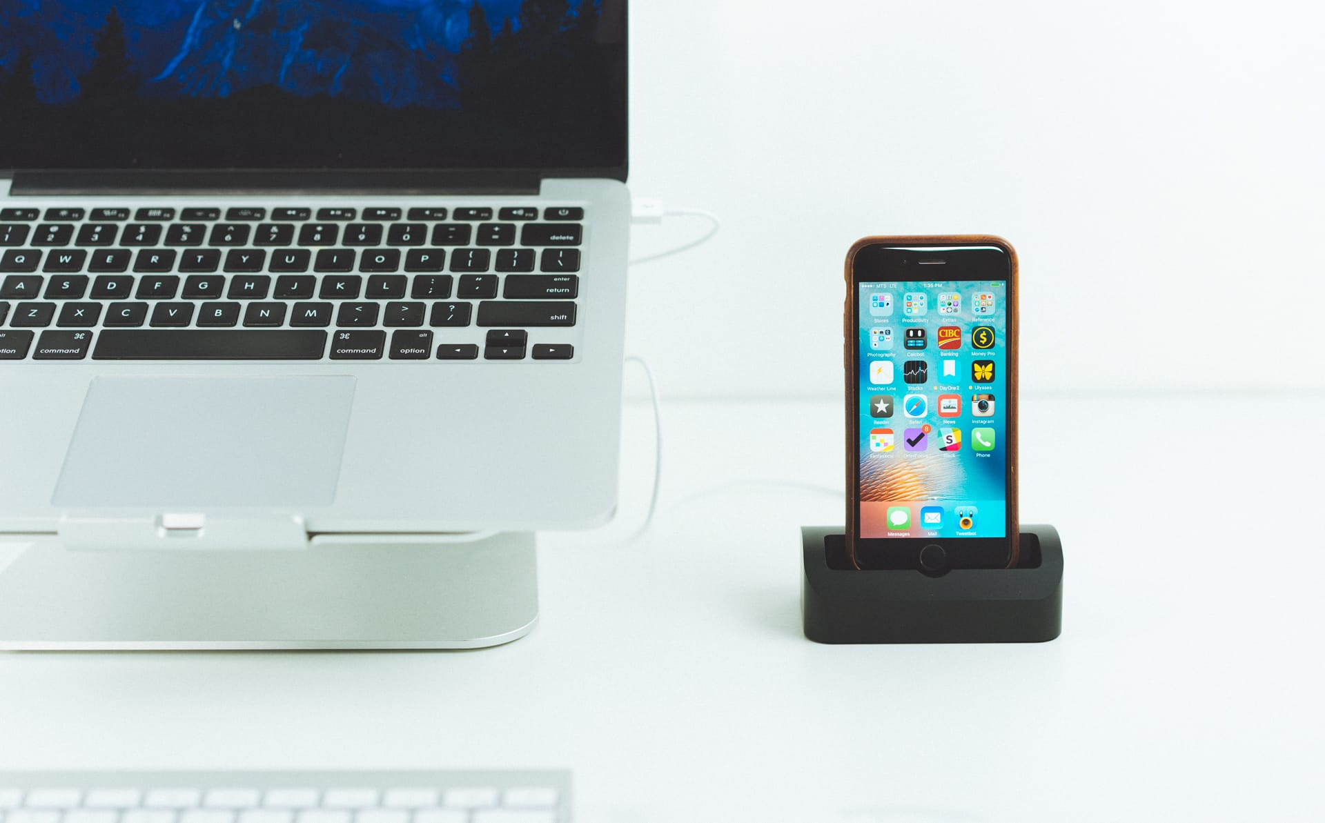 Elevation Lab's Elevation Dock 3 for iPhone 6s and 6s Plus. ($89–$99, depending on color)