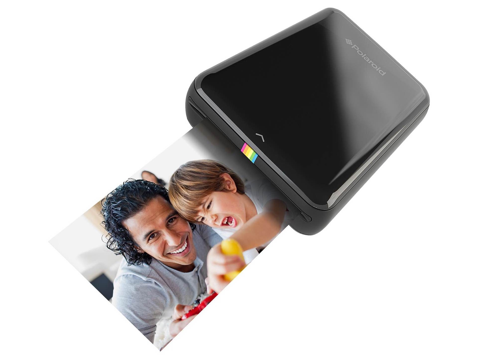 The Polaroid ZIP mobile printer. ($114)