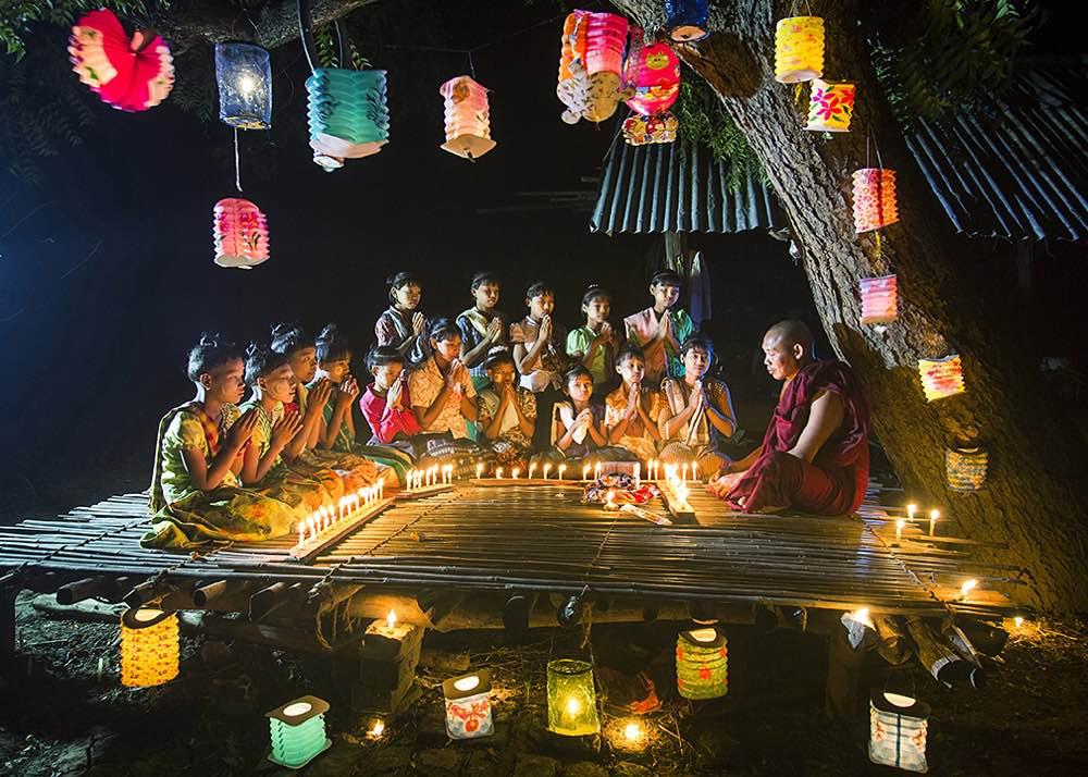Photo: He Len Myanmar, 2nd place, Myanmar, National Award, 2016 Sony World Photography Awards
