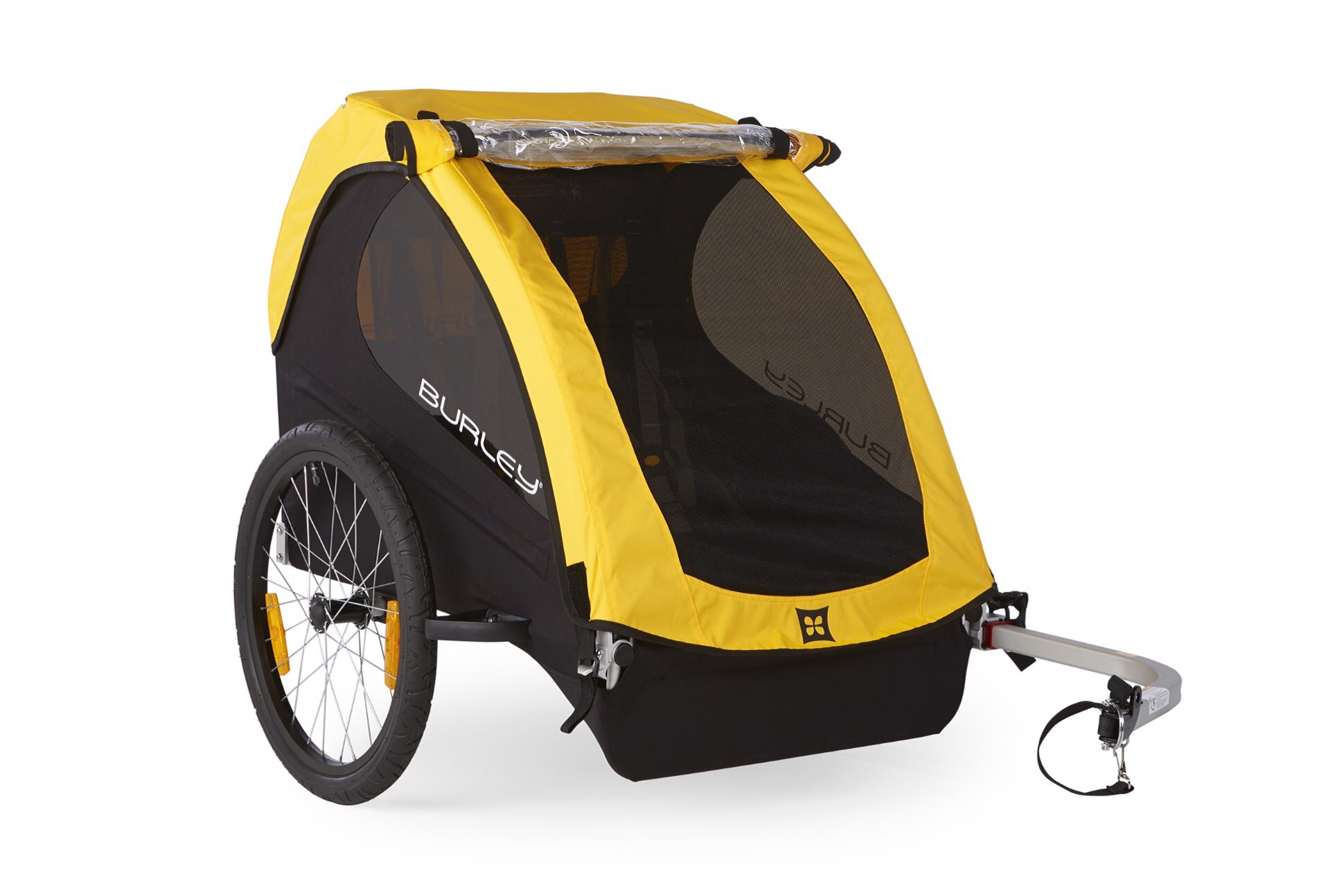 burley-bee-child-bike-trailer