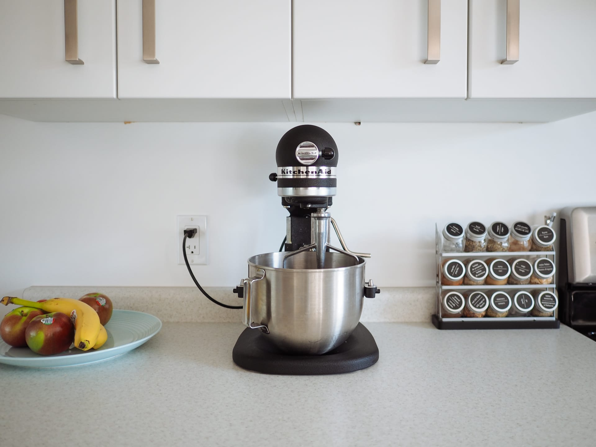 A Review of the KitchenAid Pro 450 Mixer — Tools and Toys