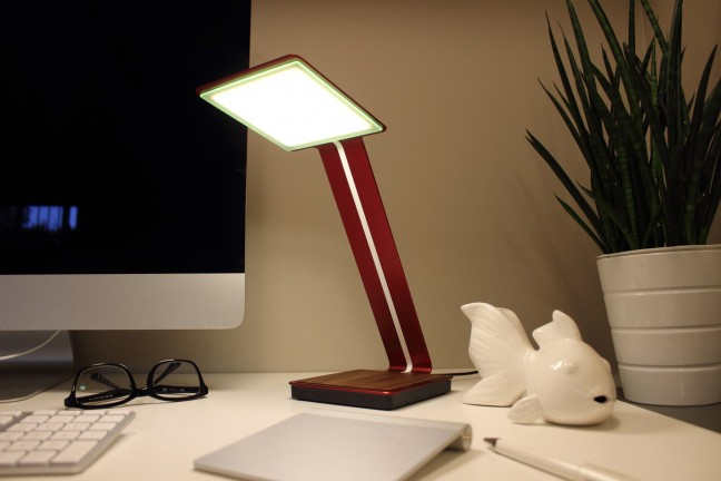 The Aerelight A1 OLED desk lamp. ($299)