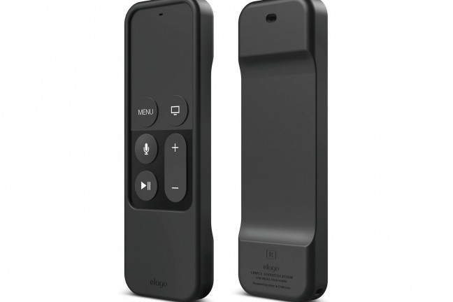 Elago's R1 Intelli Case for Apple TV remote. ($14)