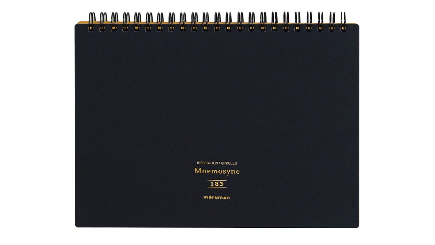 "Maruman's Mnenosyne ""Inspiration"" notebook. ($17)"