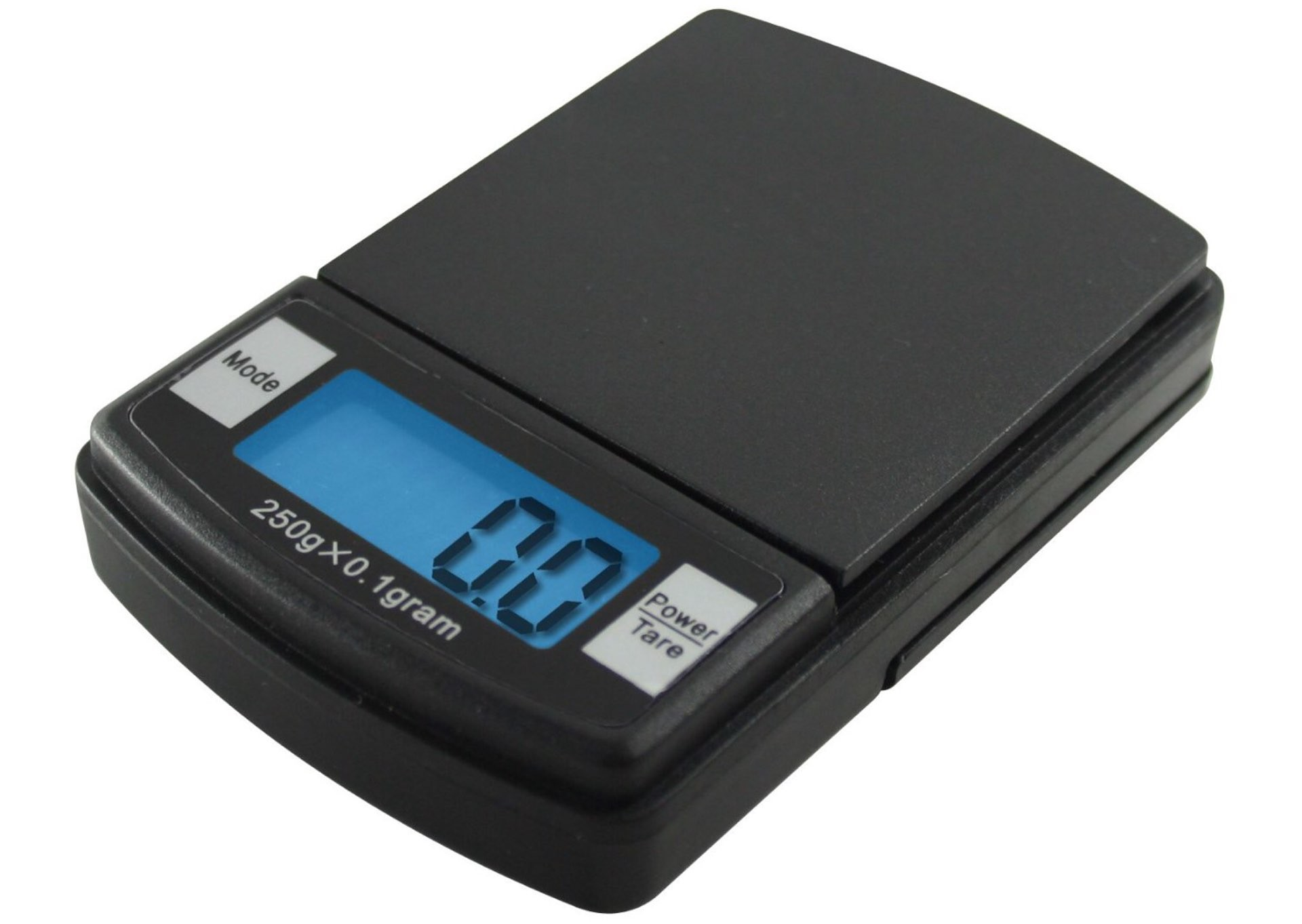The Fast Weigh pocket scale. ($12)
