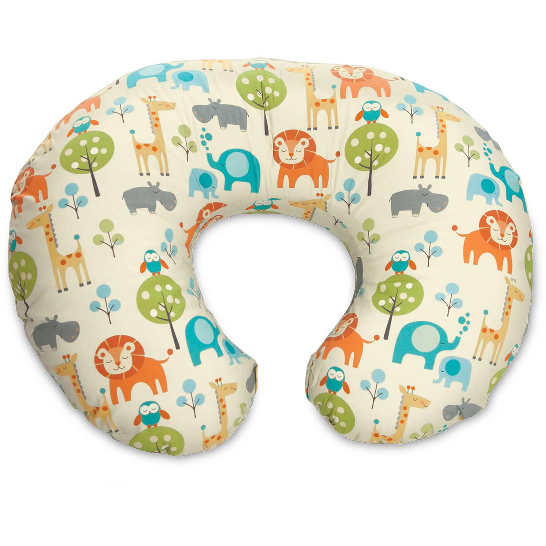 The Boppy nursing pillow. ($40)