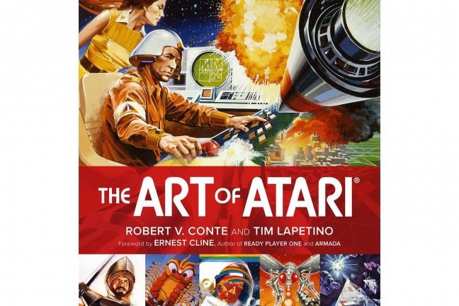 the-art-of-atari-book