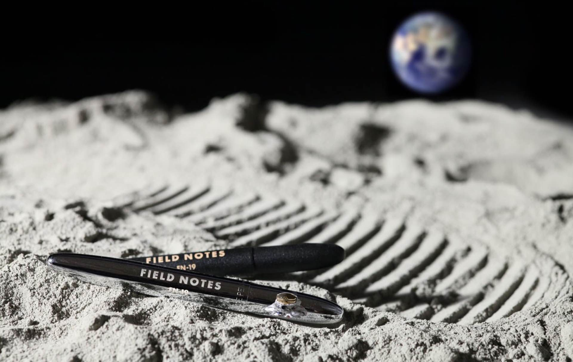 Field Notes' space pen. ($28)