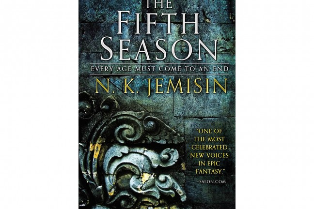The Fifth Season by N.K. Jemisin.