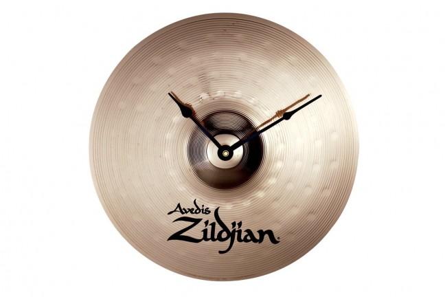 zildjian-cymbal-clock