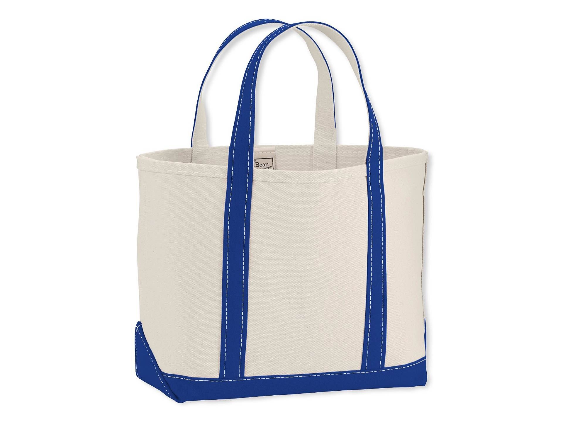 L.L. Bean's Boat and Tote open-top bag. ($25–$45, depending on size)