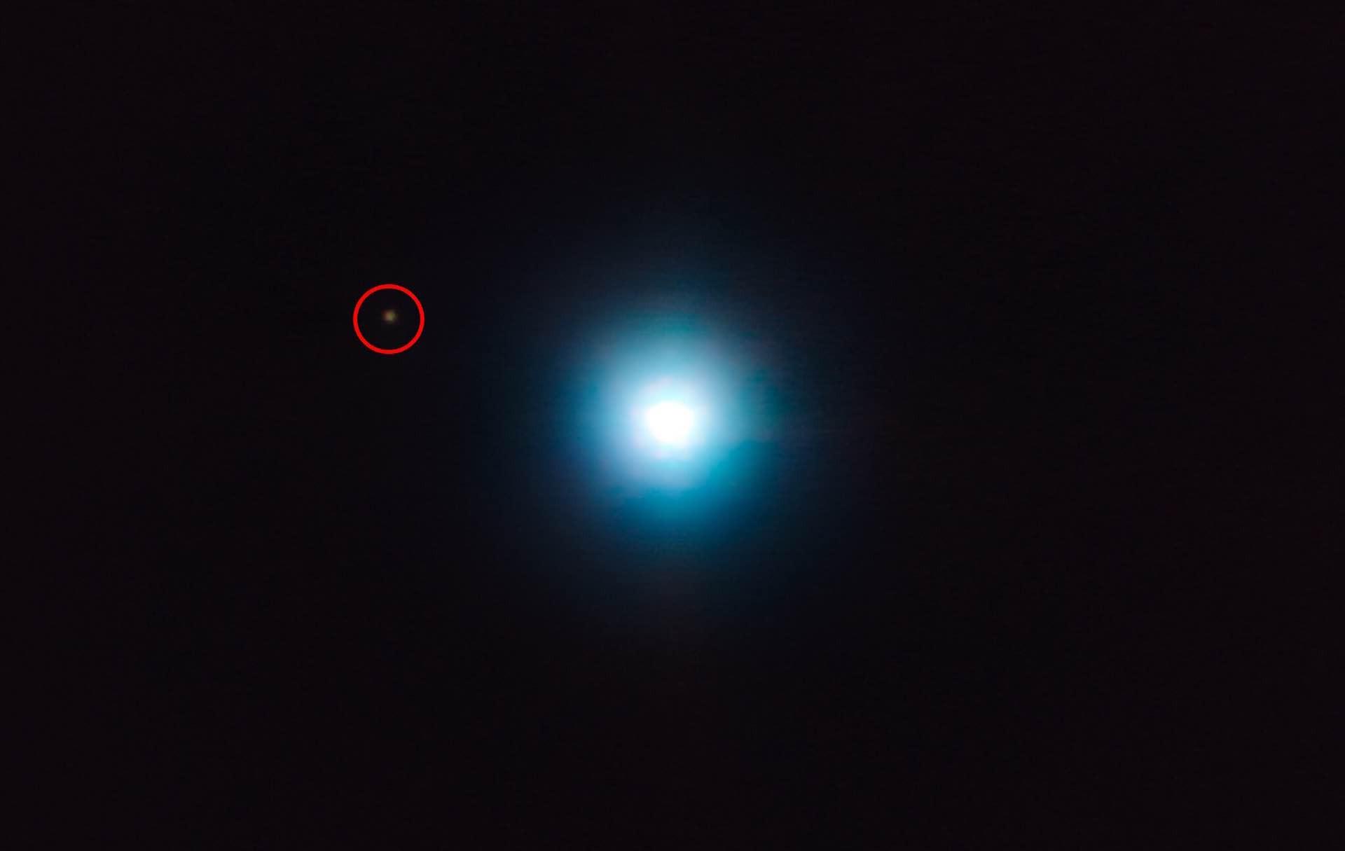 Photo: ESO/Schmidt et al.