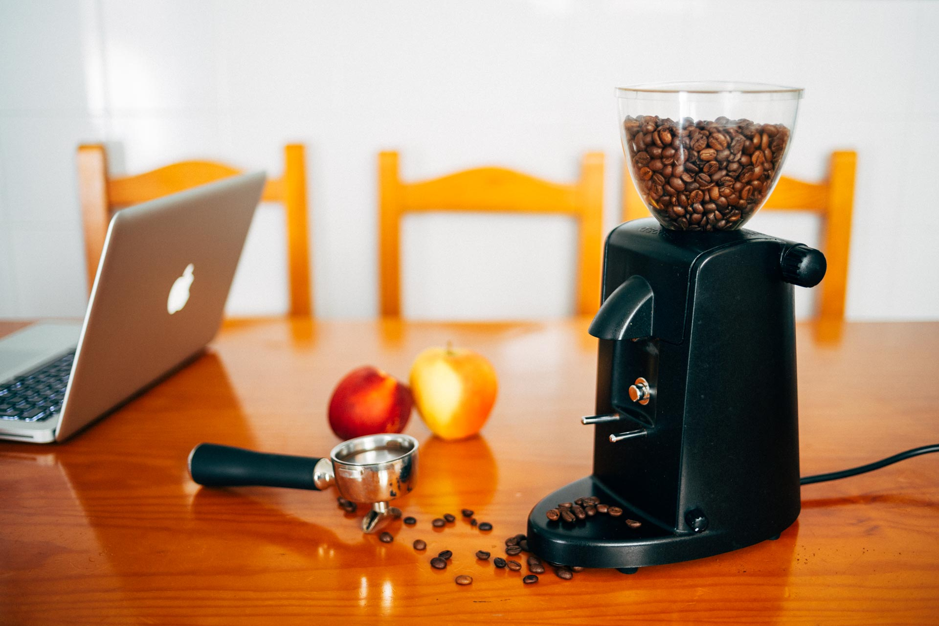 how to get weed out of a coffee grinder