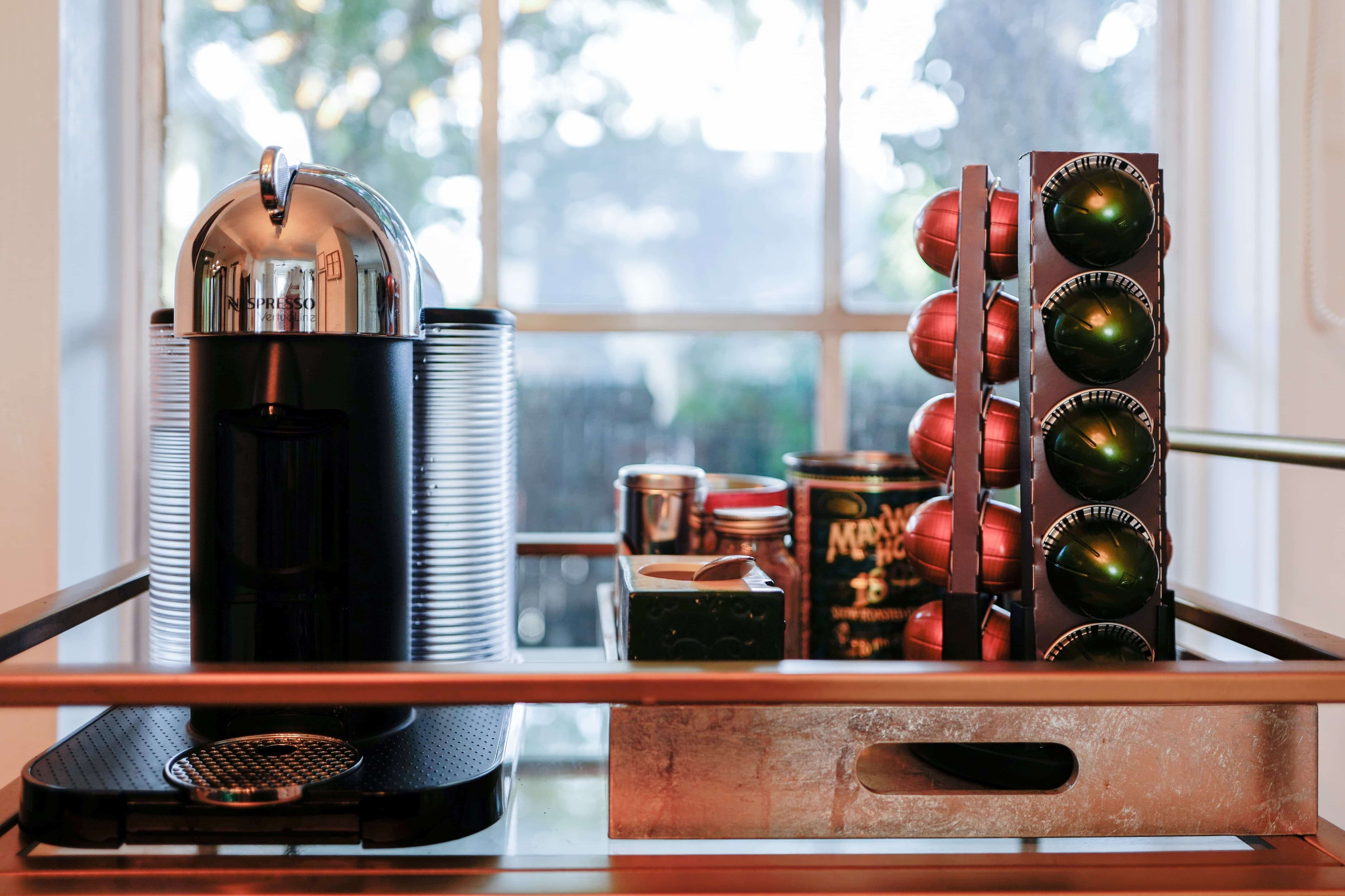The Nespresso Vertuoline Review — Tools and Toys