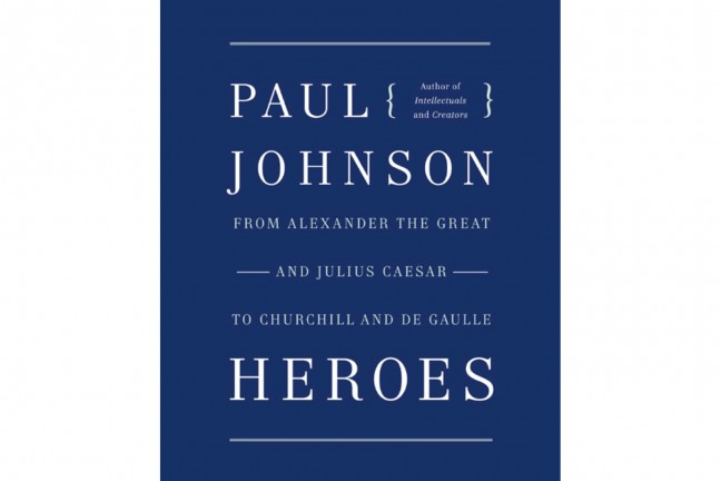 heroes-by-paul-johnson
