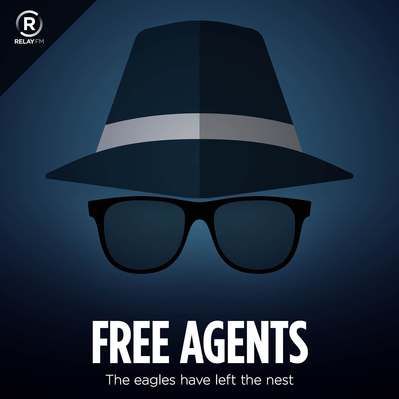 quality-linkage-relay-fm-free-agents-podcast-artwork