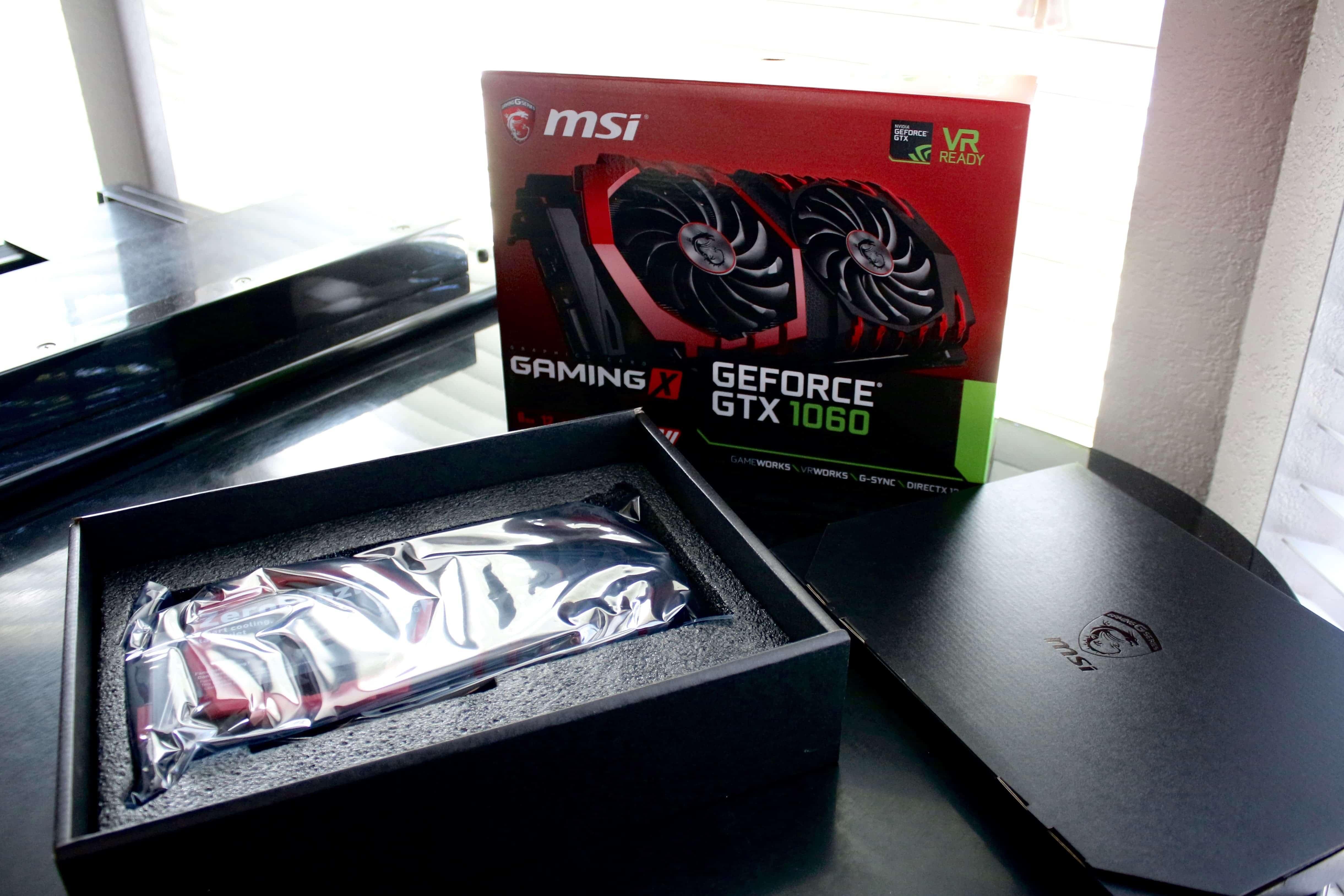 MSI Gaming X