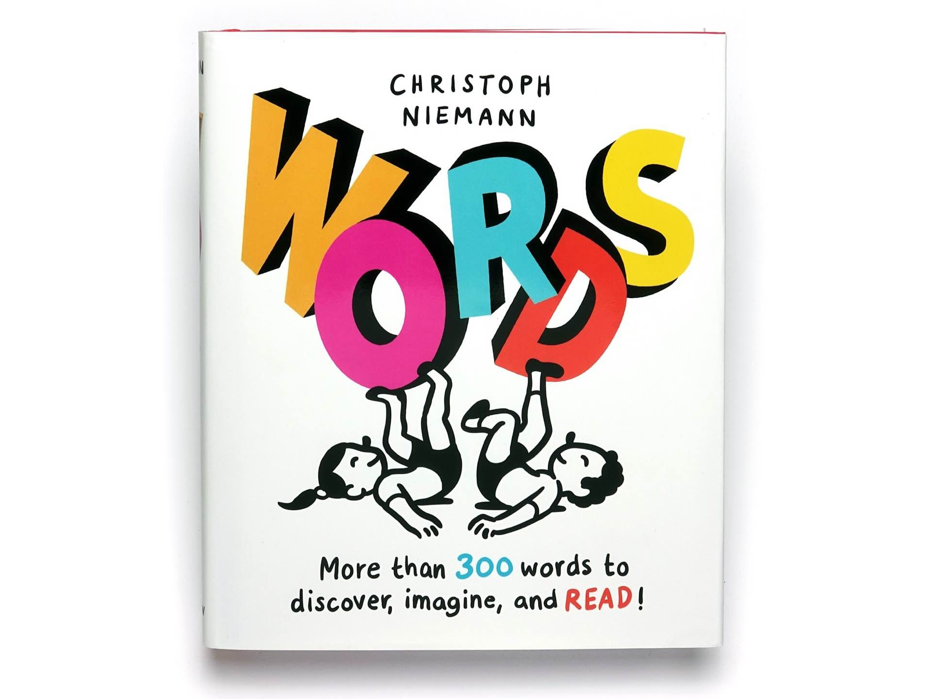 Words by Christoph Niemann. ($19)