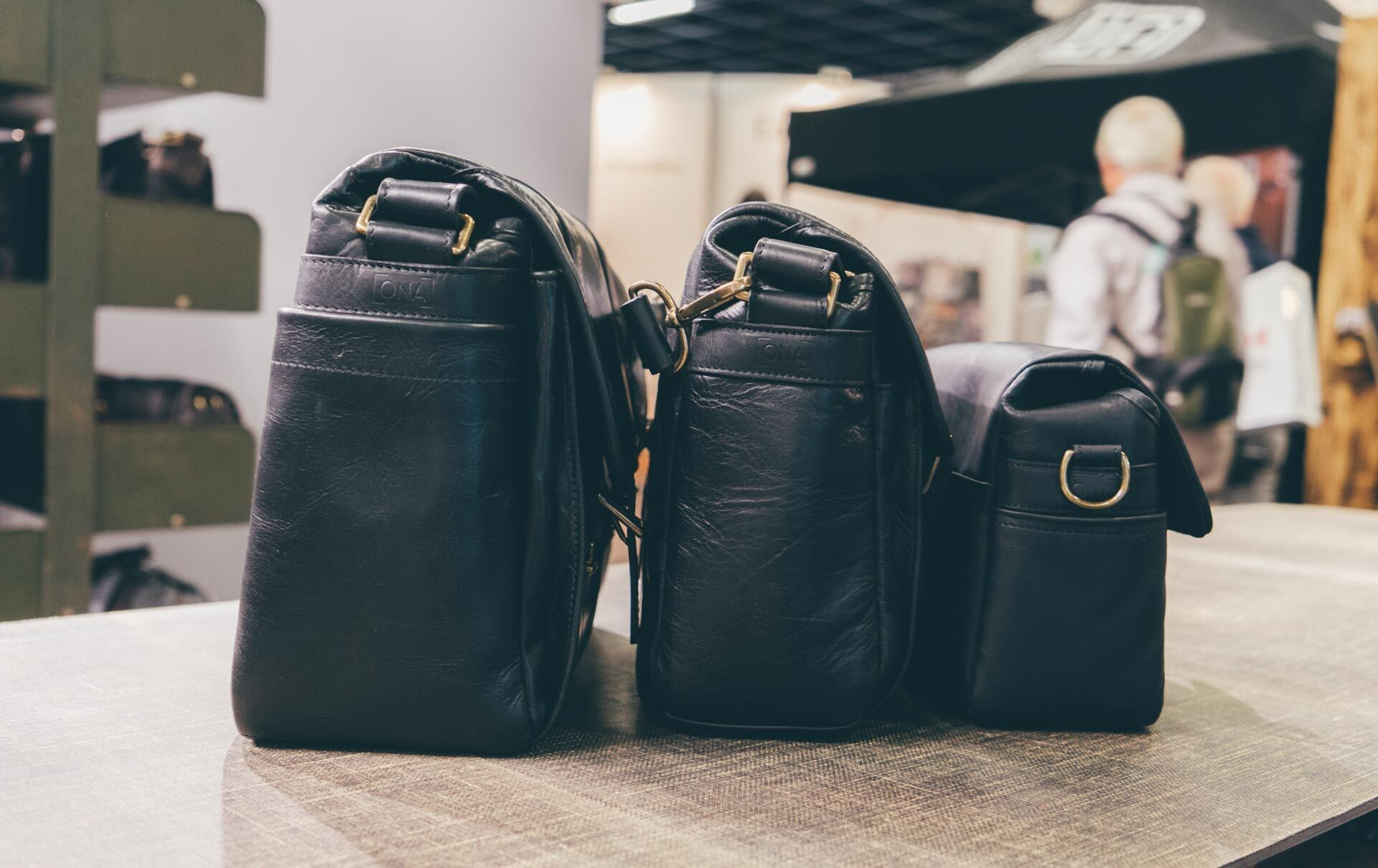 If you wanted a black leather ONA bag, the [Berlin II](https://www.amazon.com/gp/product/B00XWKRIWI/ref=as_li_qf_sp_asin_il_tl?linkId=f6f95de678b7cc81c73c34d5155b3438&linkCode=as2&creativeASIN=B00XWKRIWI&creative=9325&tag=toolsandtoys-20&camp=1789&ie=UTF8) used to be your only choice. No more.