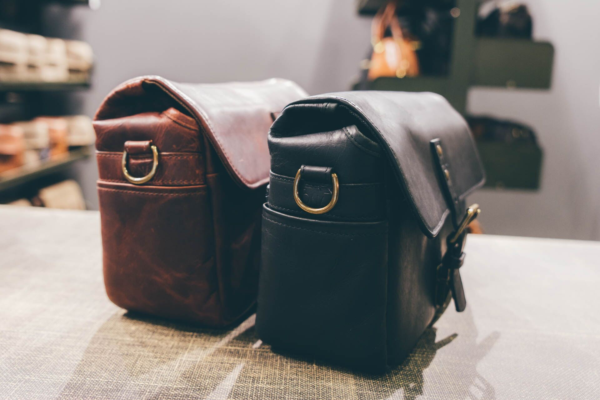 Besides black leather, ONA also released a [Bordeaux leather](https://www.amazon.com/ONA-Bowery-Leather-Camera-Bordeaux/dp/B01KCO6GVU/?tag=toolsandtoys-20) version of the Bowery. There's also an upcoming nylon model and a camouflage version.