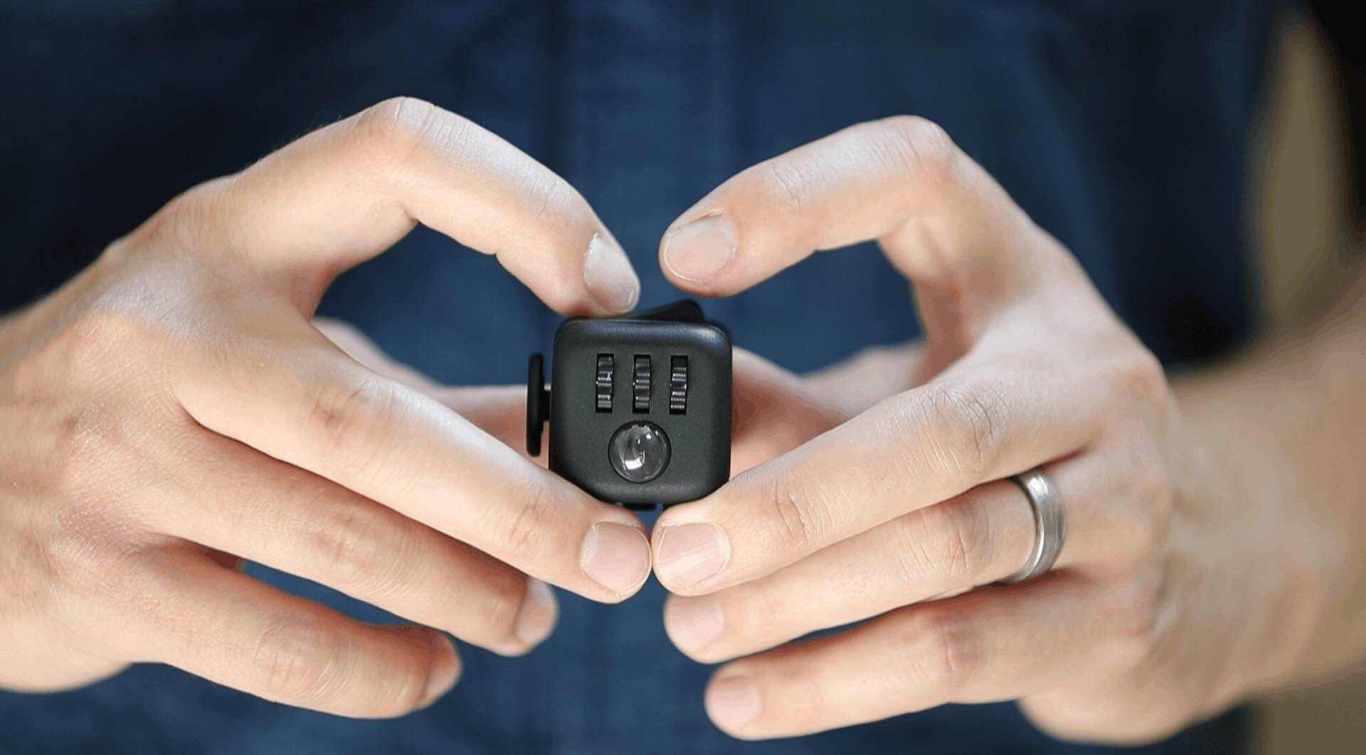Antsy Labs' official Fidget Cube. ($10–$12)
