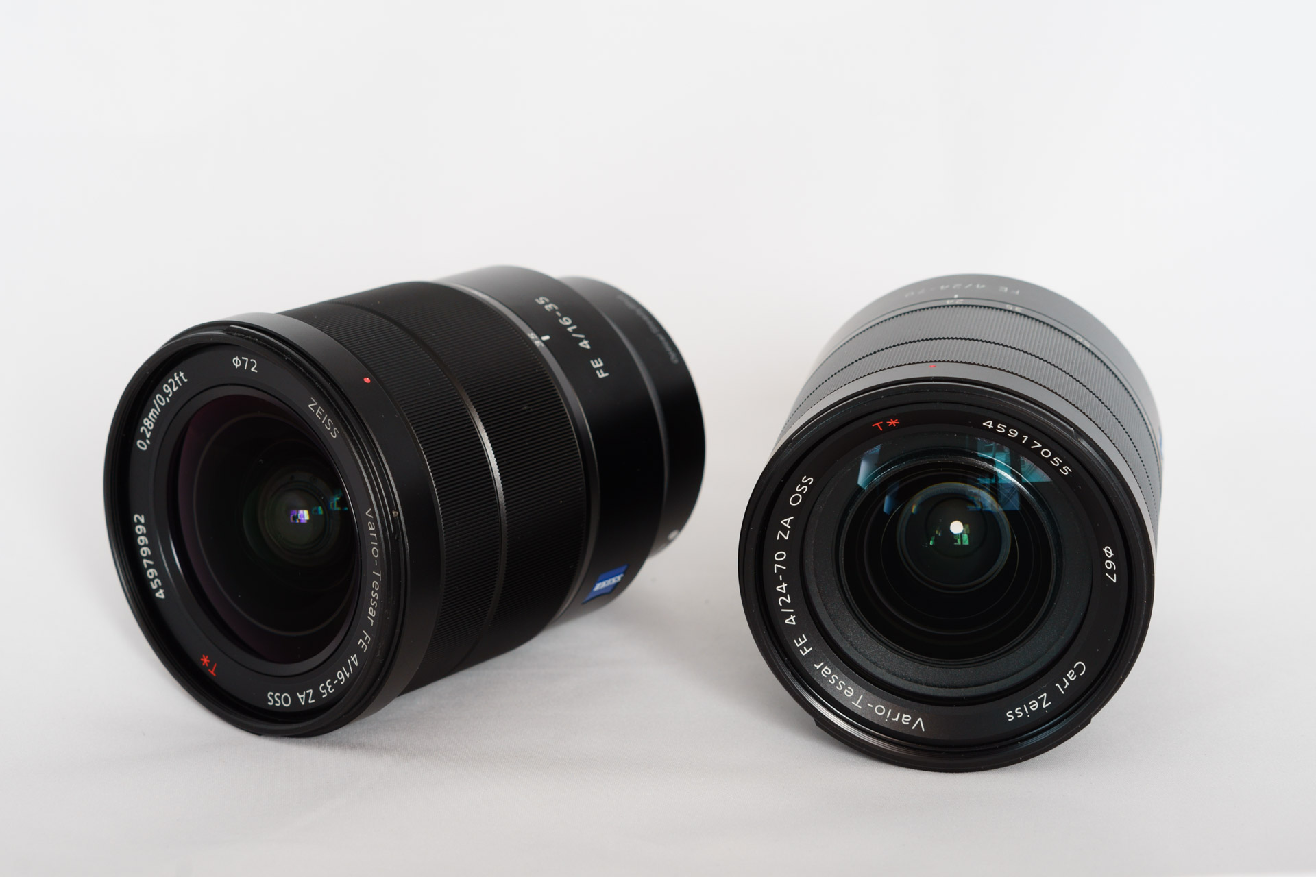 lens foxus by wire vs by