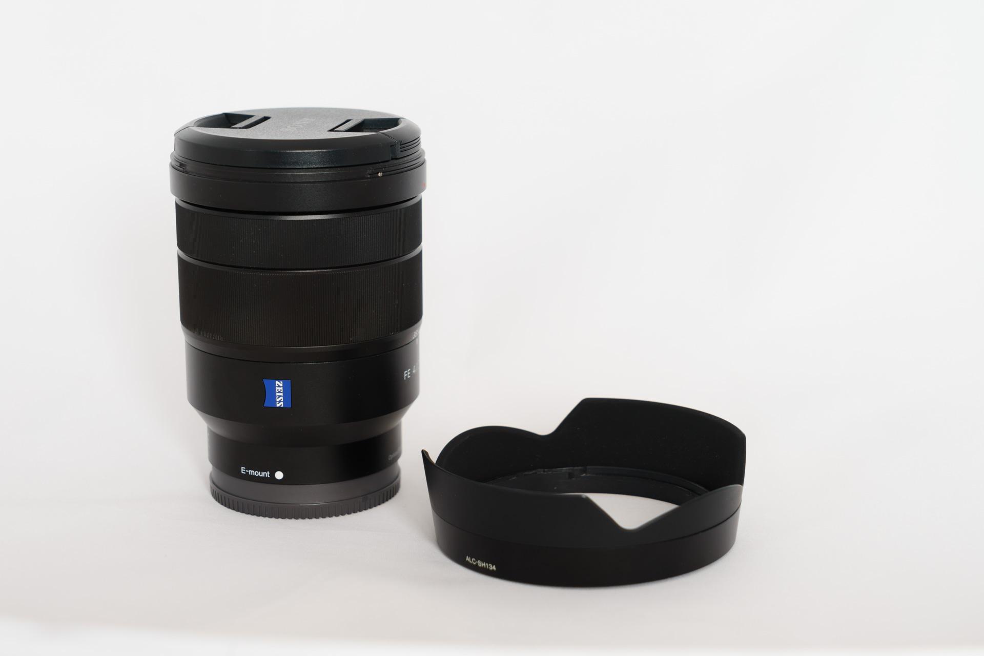 Sony Zeiss FE 16-35mm Lens