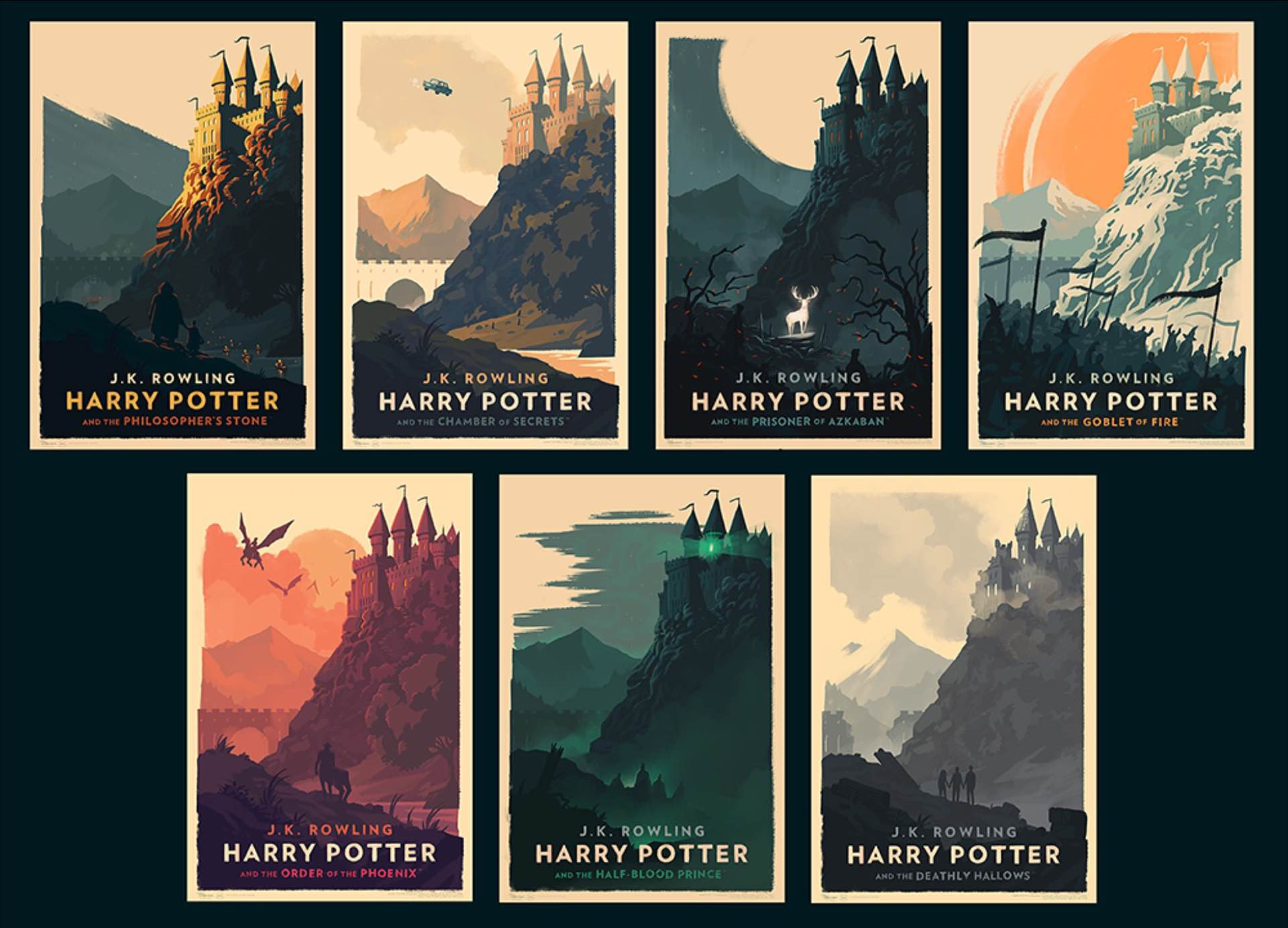 harry-potter-print-set-olly-moss