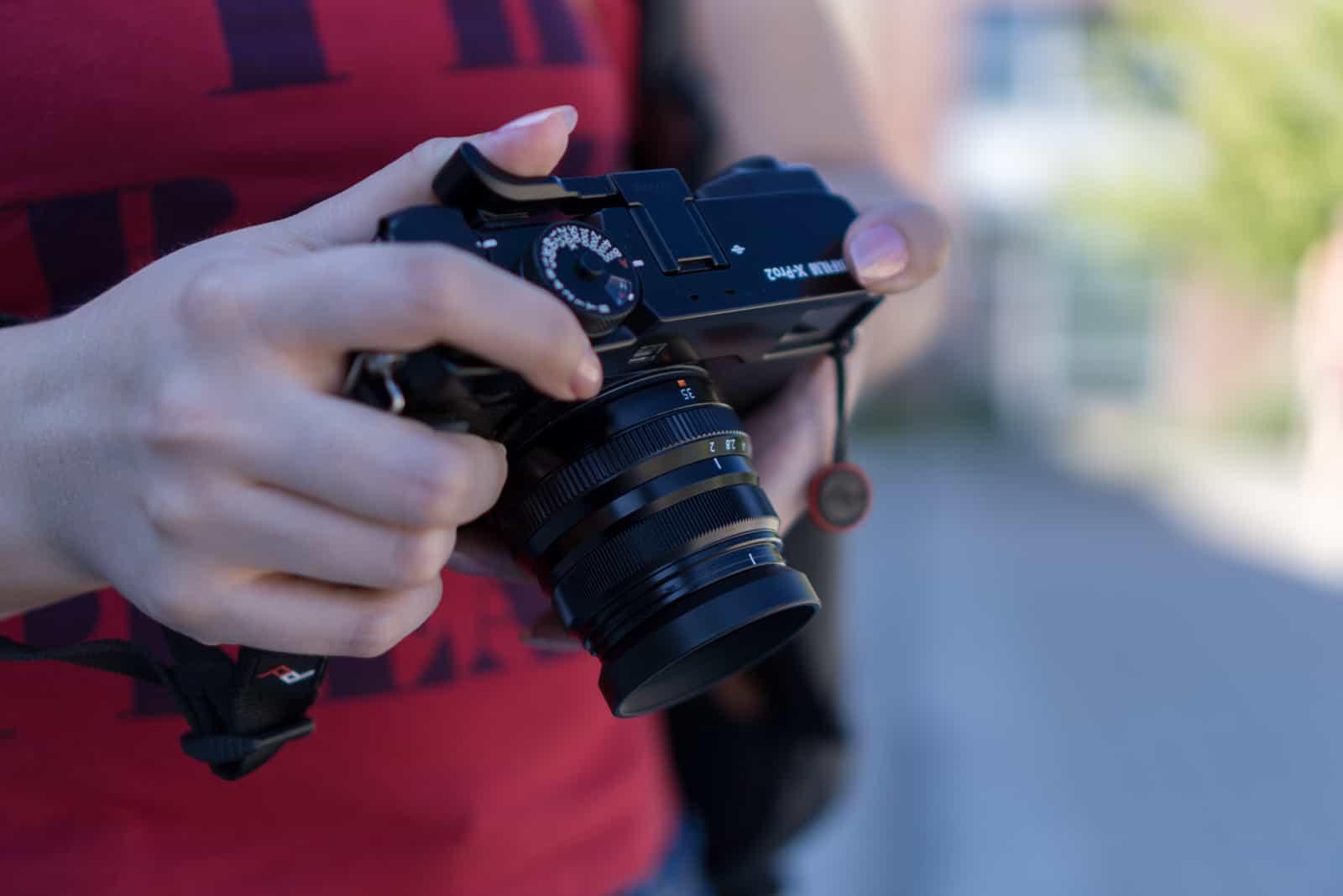 Fuji XF 35mm f2 Lens