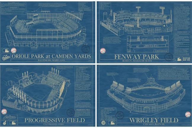 Ballpark-Bluprints