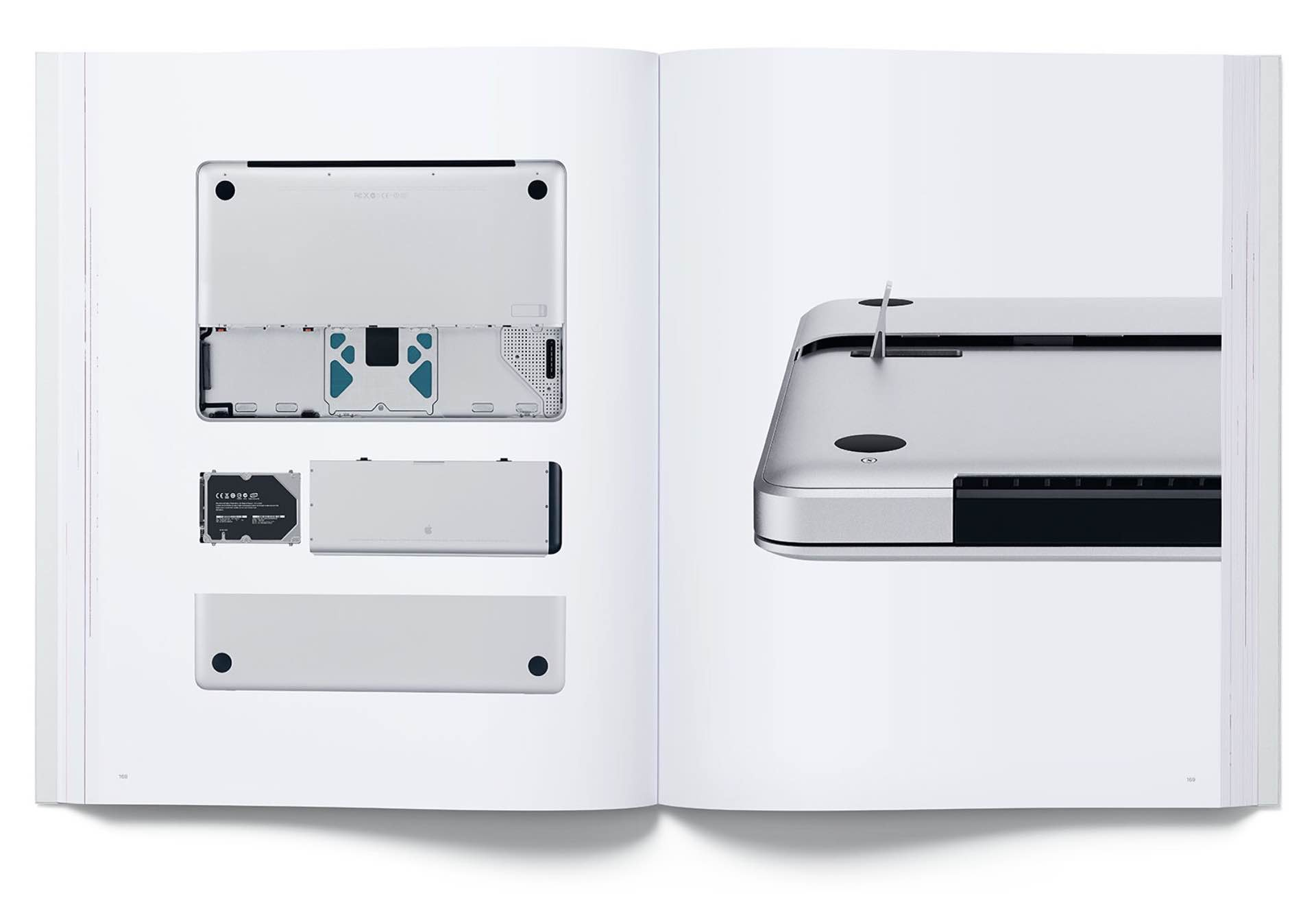 Apple 39 s designed by apple in california photo book for Apple design book
