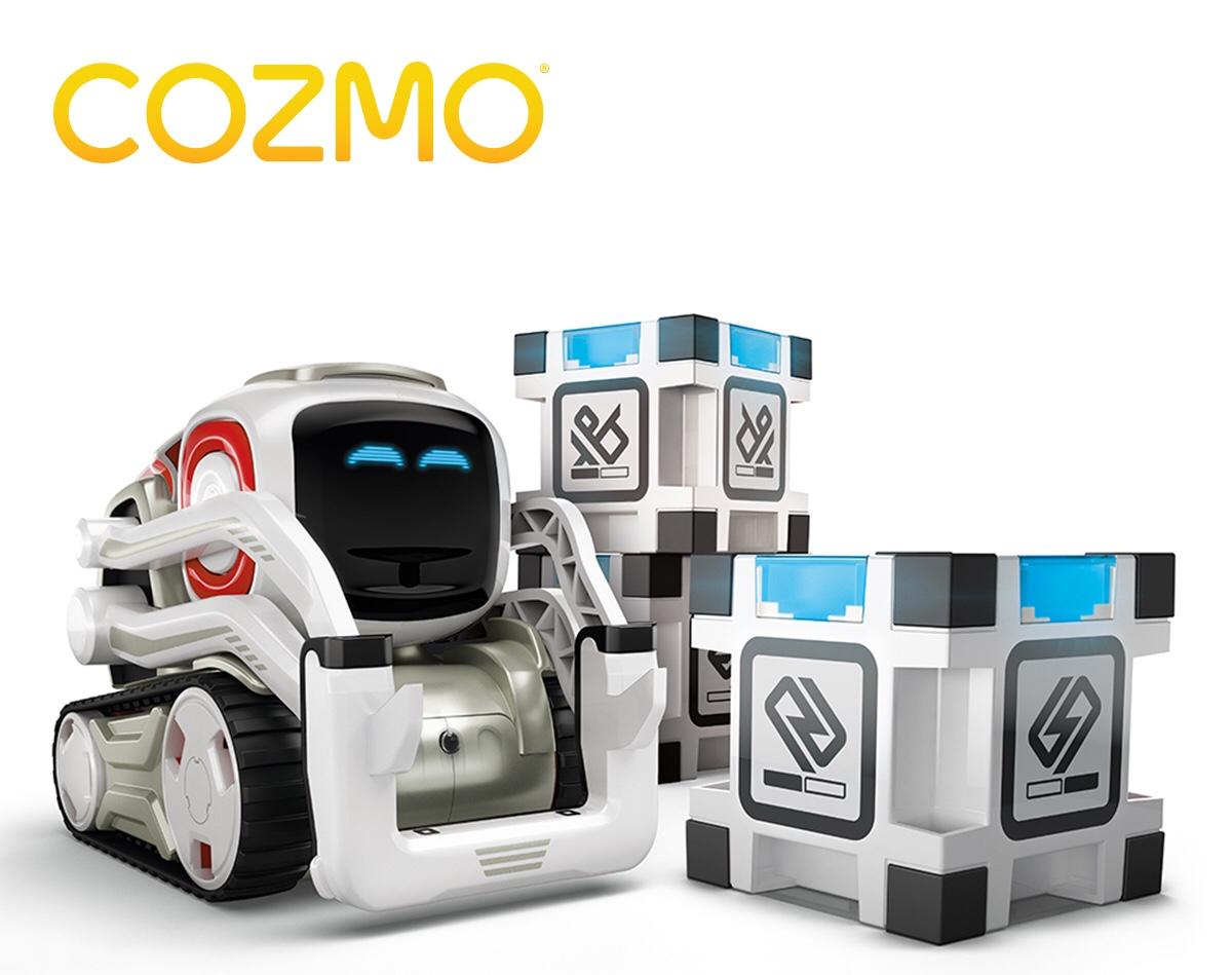 Cozmo robot by Anki. ($180)