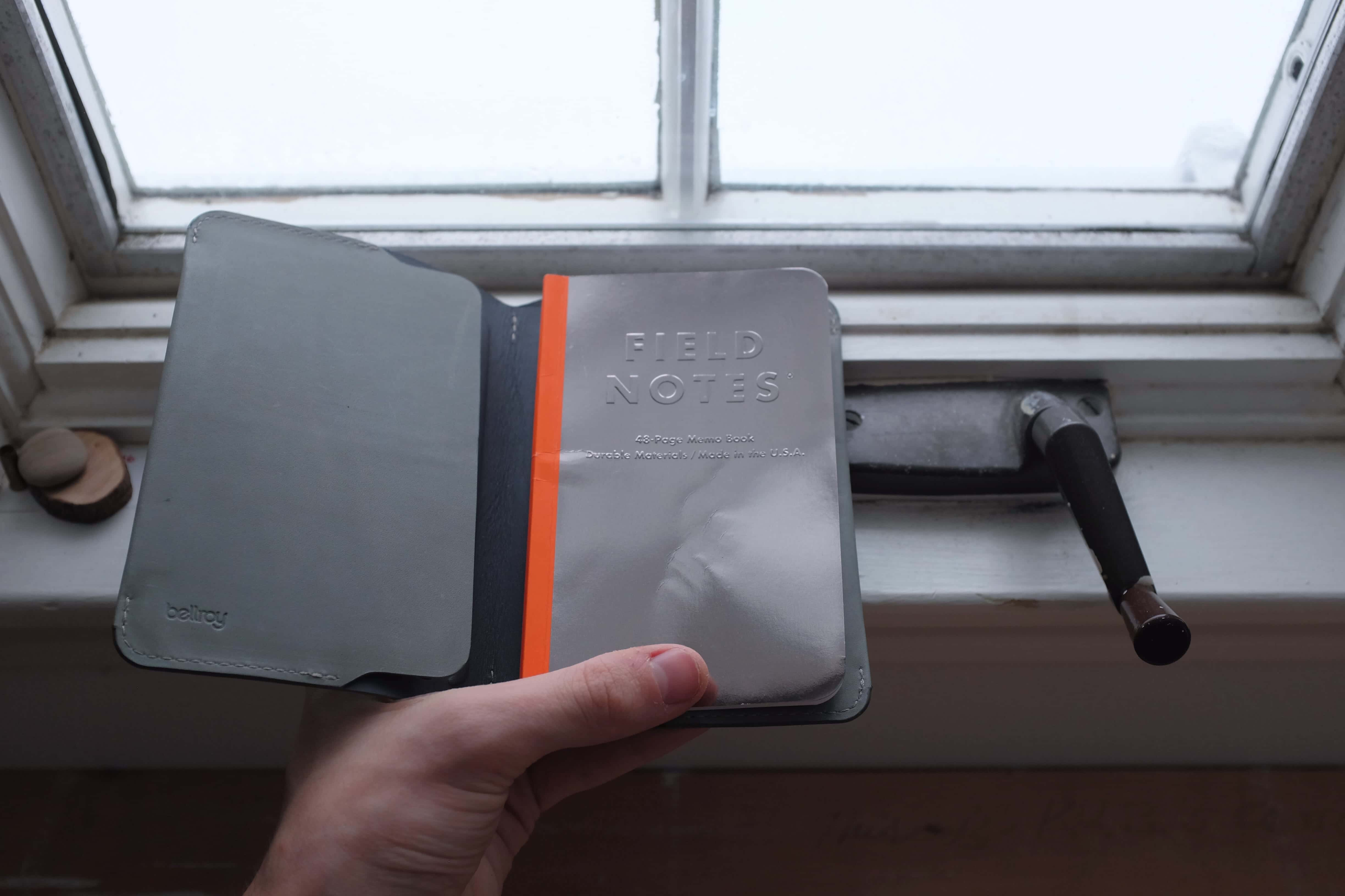 Bellroy Notebook Cover