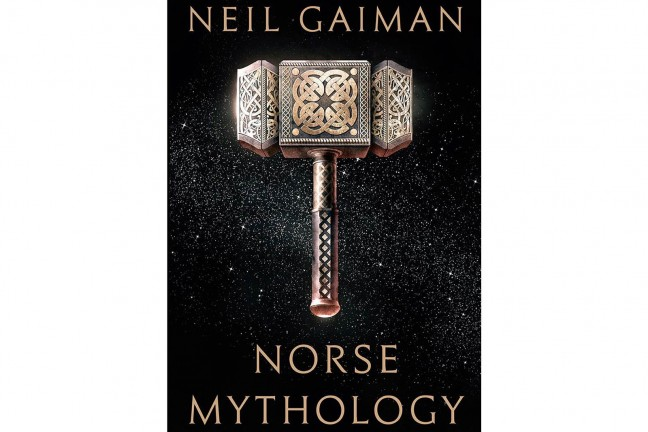 Norse Mythology by Neil Gaiman. ($19 hardcover)