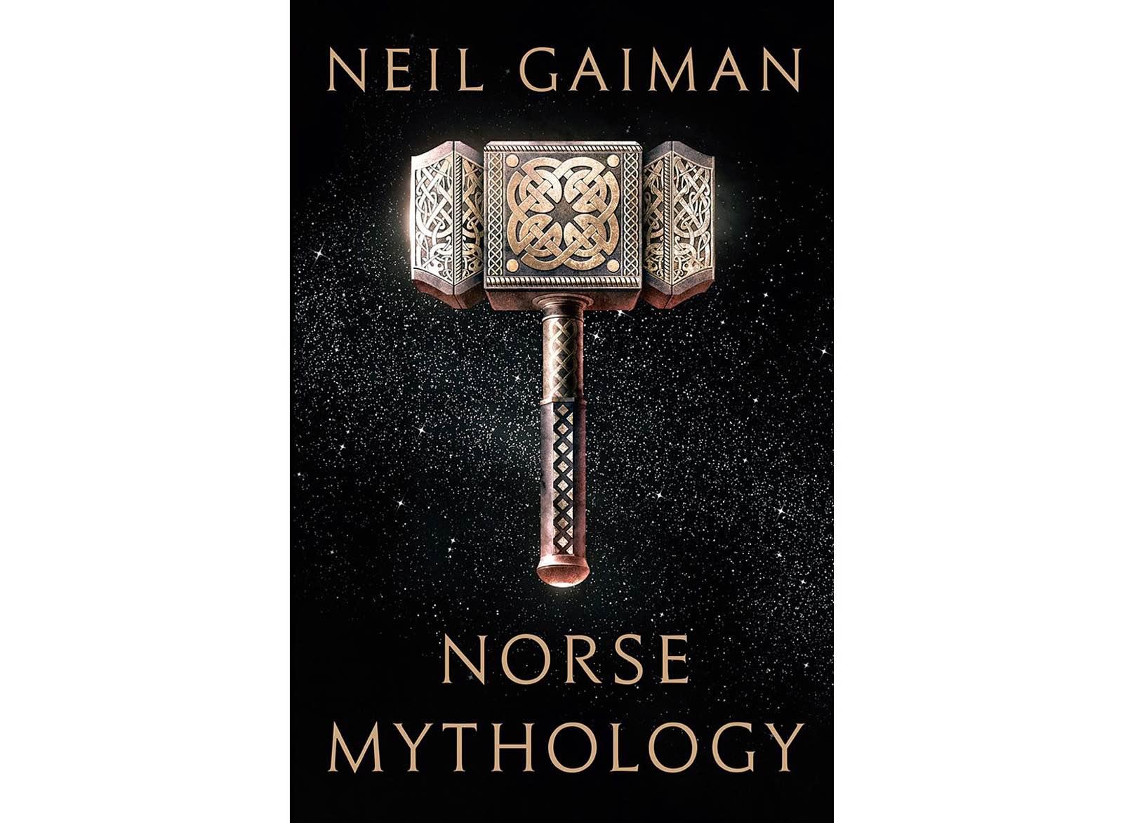 Norse Mythology by Neil Gaiman. ($19 hardcover)