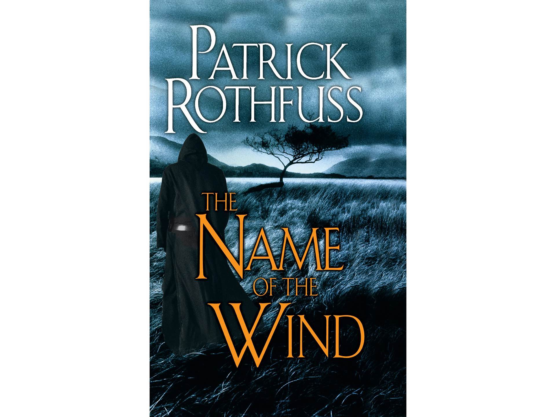 The Name Of Wind By Patrick Rothfuss