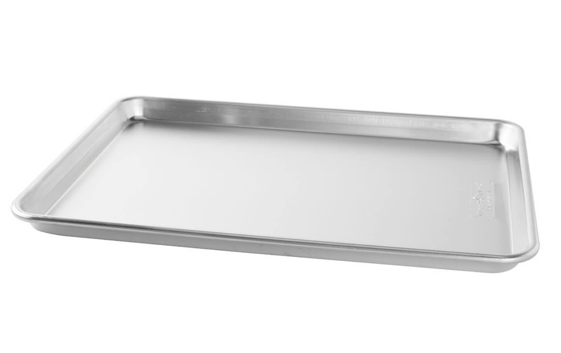 Nordic Ware's commercial aluminum baking sheet ($11)