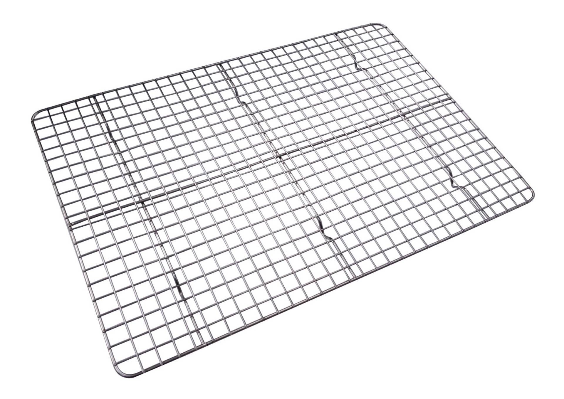 Checkered Chef's wire baking rack. ($12)