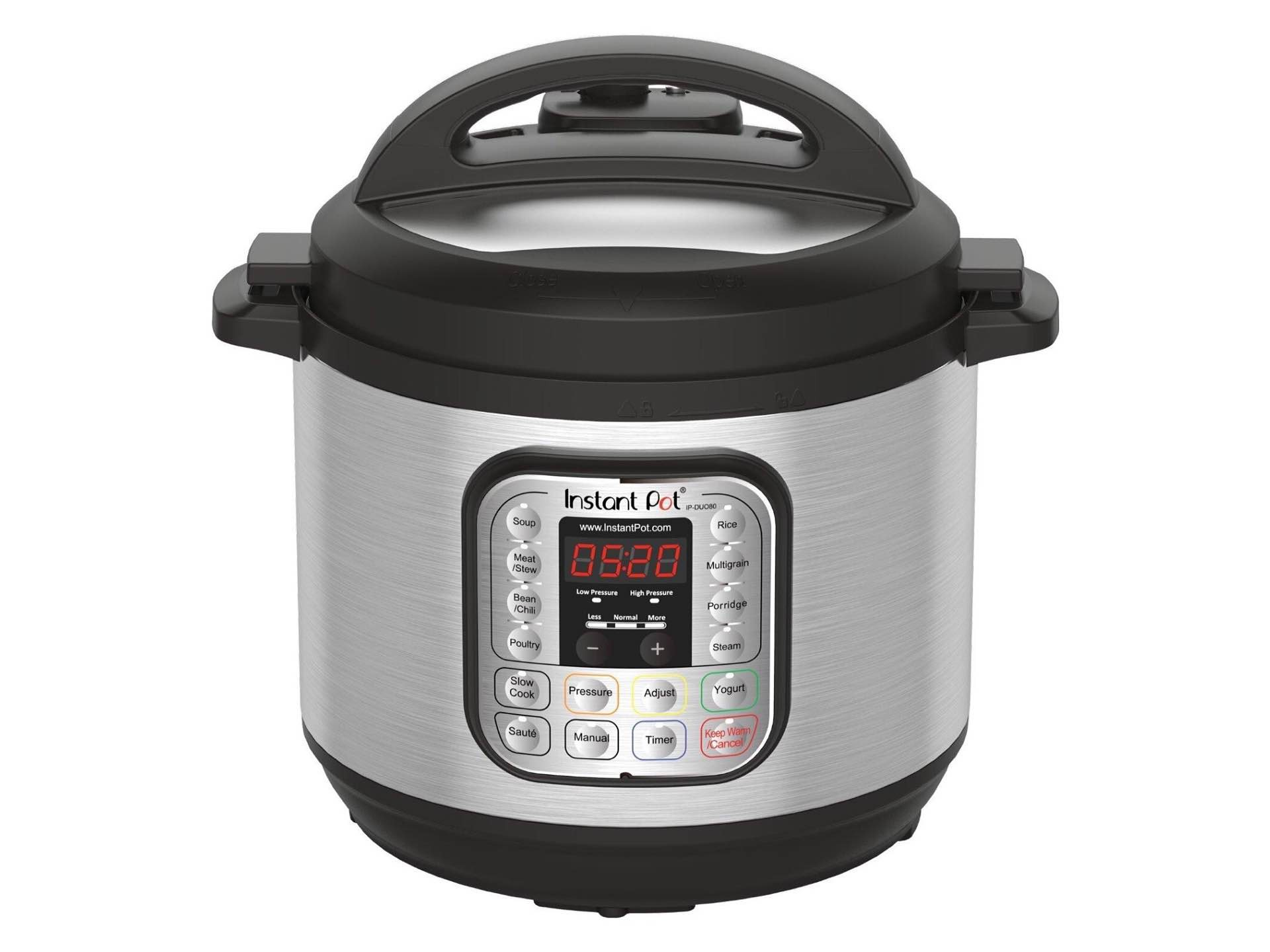 Instant Pot DUO607-in-1 pressure cooker. ($99)