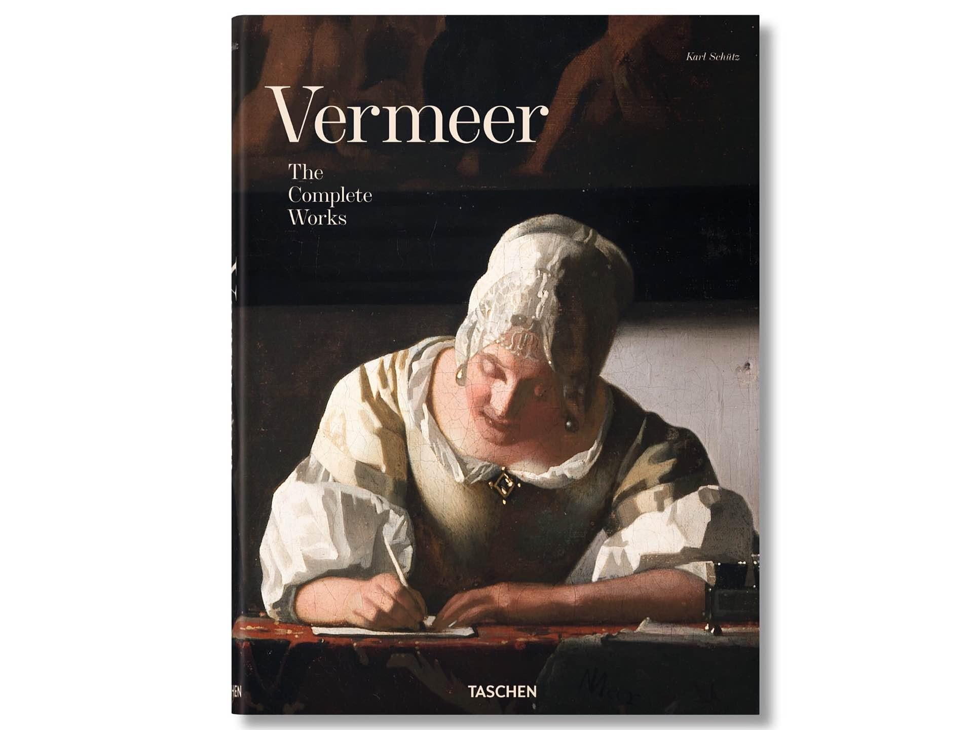 Vermeer: The Complete Works by Karl Schütz & Taschen.