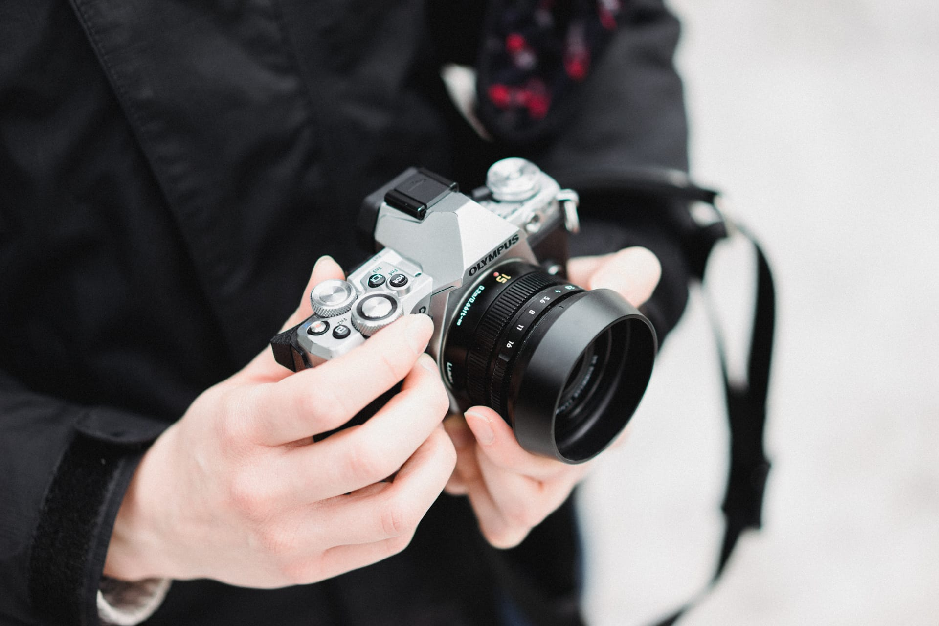 Panasonic Leica 15mm Lens