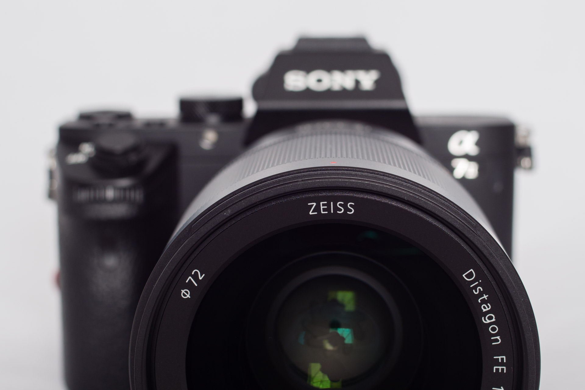 Sony Zeiss Distagon 35mm Lens