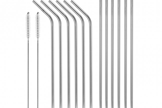 x-chef-reusable-stainless-steel-drinking-straws