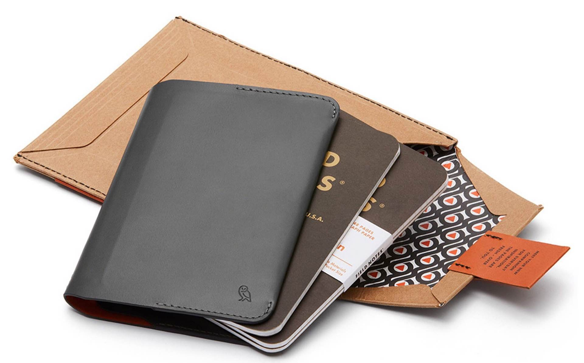"""Field Notes x Bellroy """"Everyday Inspiration"""" Leather Cover and Memo Books"""