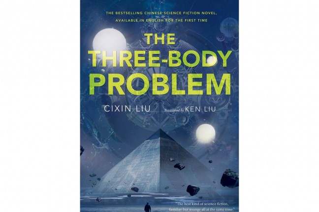 The Three-Body Problem by Liu Cixin.