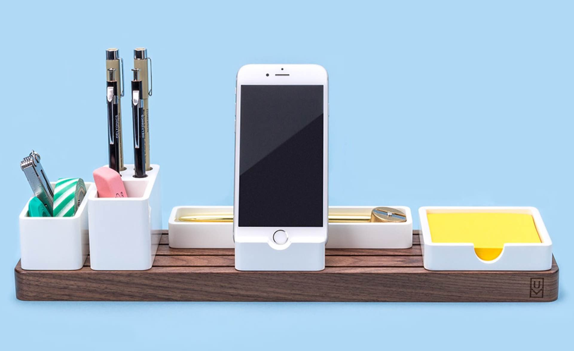 Ugmonk's Gather modular organization system. ($149 for basic set, $199 for extended set)